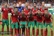 ترکیب اصلی مراکش مقابل ایران مشخص شد