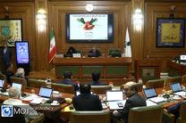 ۷ غایب در جلسه شورای شهر تهران