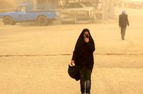 میزان گرد و خاک معلق در هوای آبادان به 18 برابر حد مجاز رسید