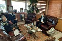 نشست تعاملی مسئولین ذوب آهن اصفهان و نماینده شهرستان لنجان