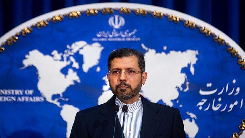 ایران به هیچ وجه اجازه نمی دهد از خاک کشورمان برای انتقال سلاح و مهمات استفاده شود