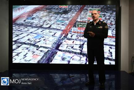 نشست خبری تمهیدات ترافیکی راهور تهران بزرگ ویژه ۲۲ بهمن