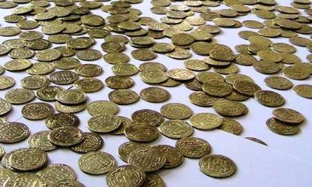 کشف 800 سکه تاریخی تقلبی در شوش