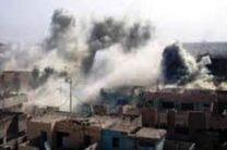 کشتار غیرنظامیان در شرقاط عراق توسط جنگنده های ناشناس