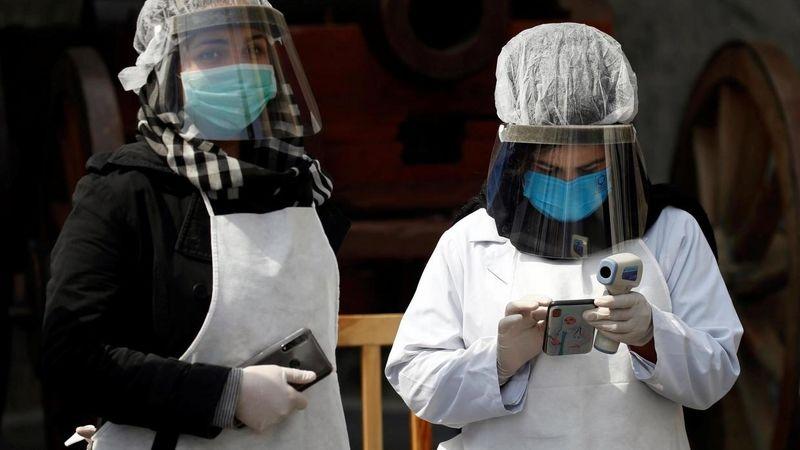 افزایش شمار مبتلایان به ویروس کرونا در افغانستان