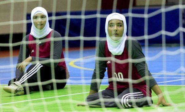 حضور سه بانوی سپاهانی در اردوی تیم ملی والیبال نشسته بانوان
