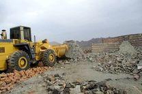 757 هکتار از اراضی ملی هرمزگان رفع تصرف شد
