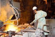 دست یابی به رکورد روزانۀ تولید ۲۱ ذوب در کورۀ قوس شمارۀ ۱ فولادسازی