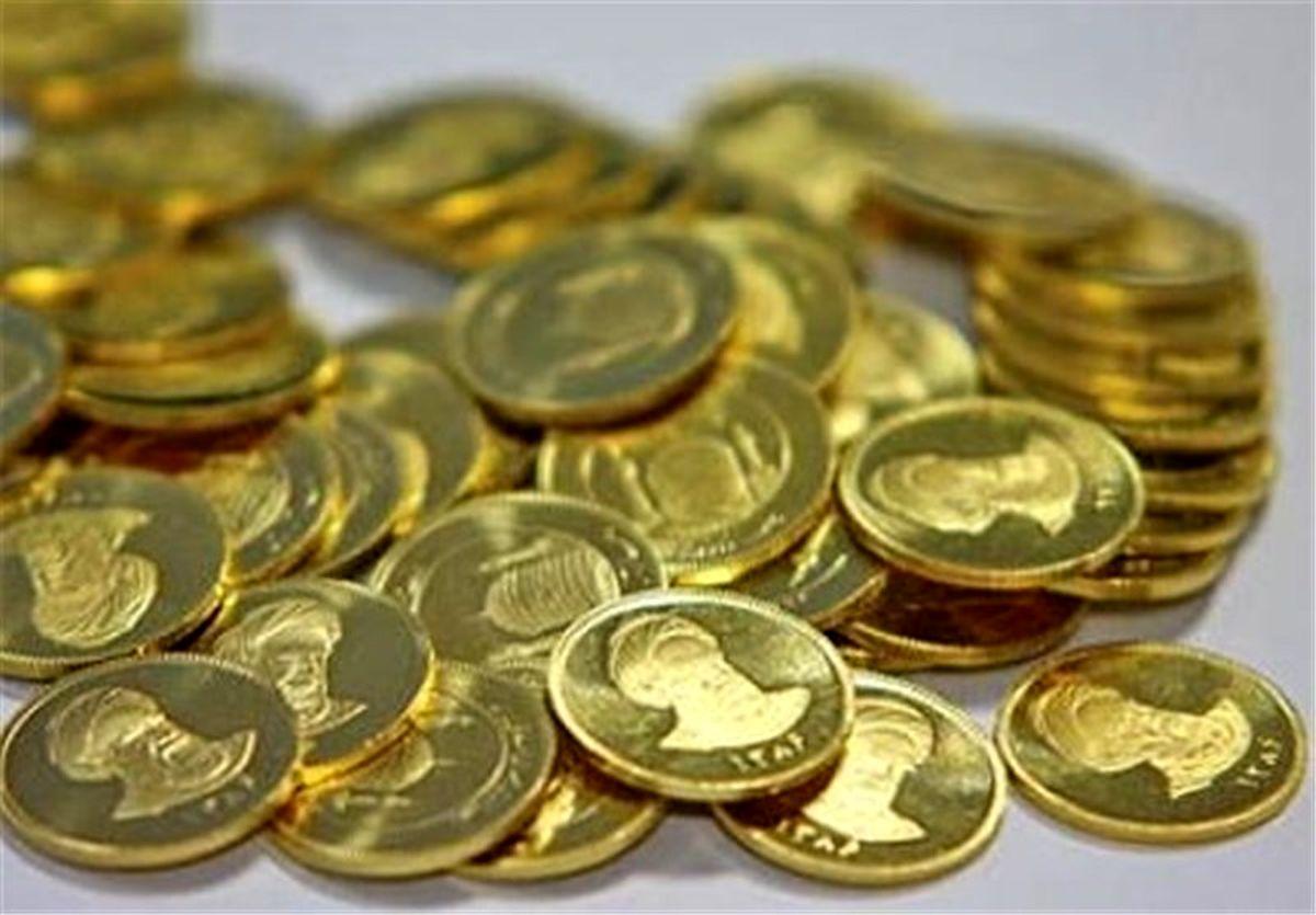 قیمت سکه، نیم سکه و ربع سکه در بازار 17 مهر 1400
