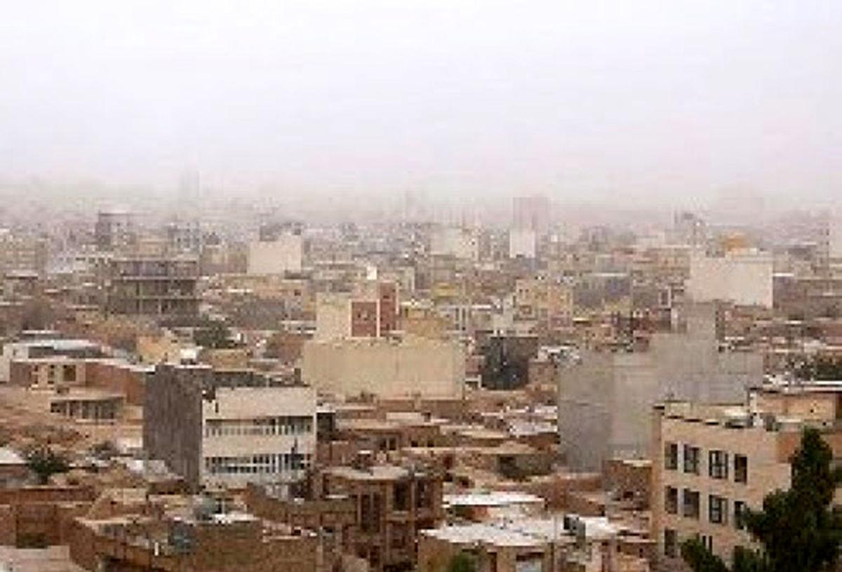 روز طبیعت در کردستان با چاشنی باد شدید و پدیده گرد و خاک