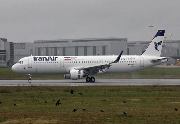 فروختن هواپیمایی که برای ایران ایر ساخته شده به دیگر شرکت های هواپیمایی ممکن نیست