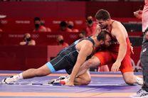 ناکامی سنگین وزن ایران در رسیدن به فینال
