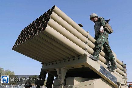 مرحله پنجم از ششمین دوره مسابقات نظامی اربابان سلاح