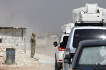 """ارتش سوریه شهر """"منبج"""" را در کنترل گرفته است"""