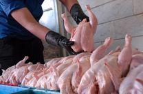 عرضه مرغ منجمد با قیمت بیش از 6 هزار تومان در هرمزگان