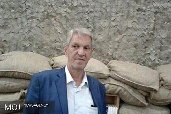 سردار غلامی از فرماندهان دفاع مقدس در سوریه شهید شد