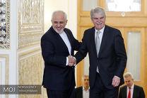 دیدار وزیر امور خارجه اسپانیا با محمد جواد ظریف