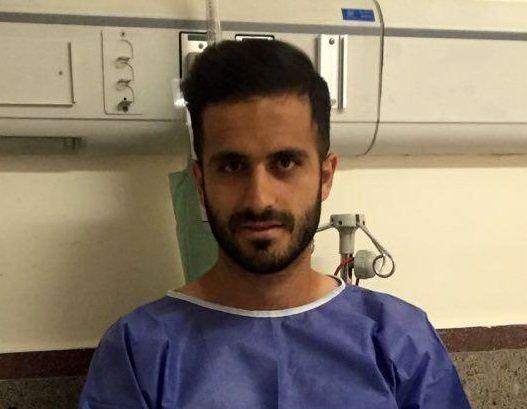 بازیکن استقلال دستش را جراحی کرد