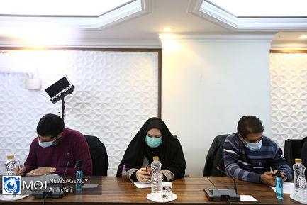نشست خبری جبهه همبستگی ملی نیروهای انقلاب (همنا)