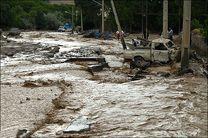 سیلاب ۱۱ استان را درگیر کرد/ فوت ۲ نفر به دلیل ریزش بهمن