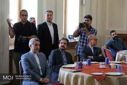 گرامیداشت روز خبرنگار در وزارت امور خارجه