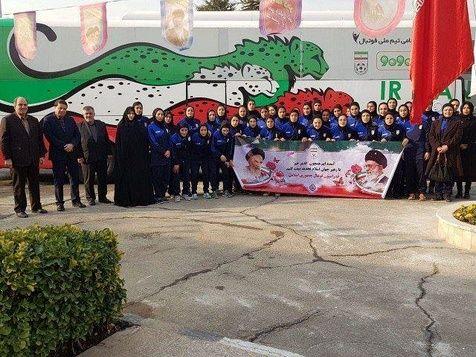 مراسم تجدید میثاق جامعه ورزش با آرمانهای امام راحل برگزار شد