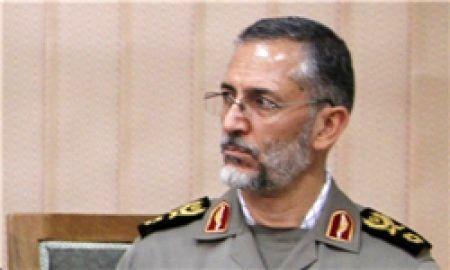 بهره گیری از همه ظرفیتها خواسته رهبری از فرمانده جدید کل ارتش است