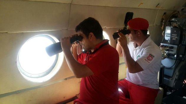 ادامه جستجو ها برای یافتن گمشدگان چال دره