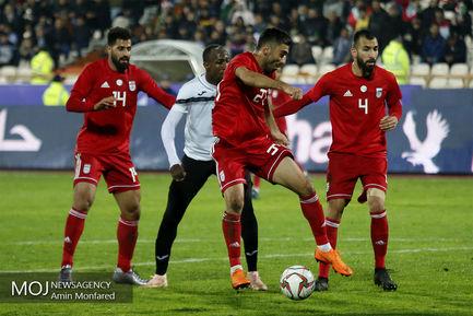 دیدار دوستانه تیم های فوتبال ایران و ترینیداد و توباگو