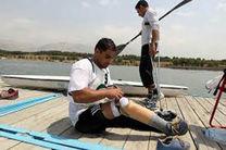 ساخت نخستین قایق ورزشی ویژه معلولان