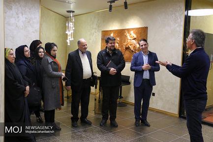 بازدید اهالی رسانه از شهرک سلامت اصفهان