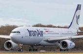 سومین هواپیمای خریداری شده از ایرباس شنبه وارد ایران میشود