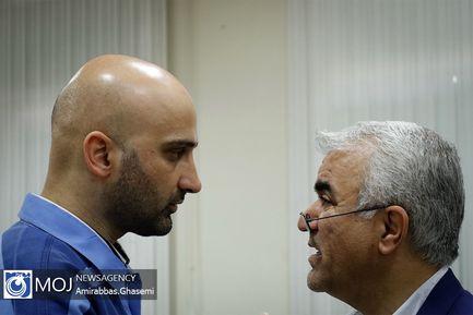 یازدهمین+جلسه+دادگاه+رسیدگی+به+مفسدان+اقتصادی+در+بانک+سرمایه
