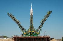 2 فضانورد راهی ایستگاه فضایی بین المللی شدند