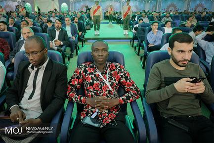 اولین روز سی و ششمین مسابقات قرآن کریم