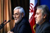 مردم دوگانگی اظهارات نوبخت را می فهمند / صفدر حسینی چگونه می تواند ذخیره انقلاب باشد