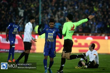 دیدار تیم های فوتبال استقلال و شاهین بوشهر- ۲۳ آذر ۱۳۹۸