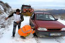 نهادینه کردن فرهنگ استفاده از زنجیرچرخ در برف / نبستن زنجیرچرخ خطر بزرگی برای جان راننده و سرنشینان خودرو است