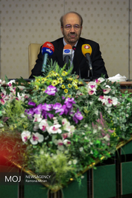 نشست خبری سرپرست وزارت نیرو