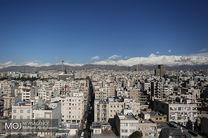 کیفیت هوای تهران در 17 فروردین 98 سالم است