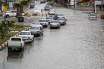 آمادهباش خدمات شهری کرمانشاه در مقابله با بارندگیهای شدید