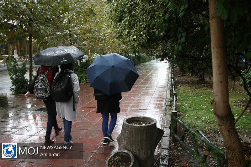 بارش 27 میلیمتری باران در میناب