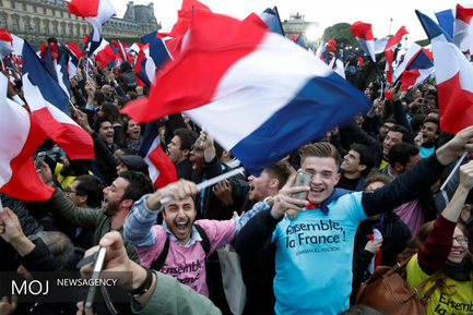 ماکرون رییس جمهور جدید فرانسه