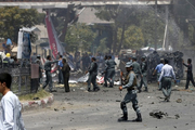 هلاکت ۱۵ شبه نظامی طالبان در حملات هوایی افغانستان