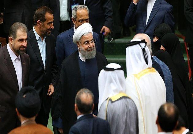 جلسه علنی مجلس برای تحلیف روحانی پایان یافت/جلسه بعدی؛ ۱۷ مرداد
