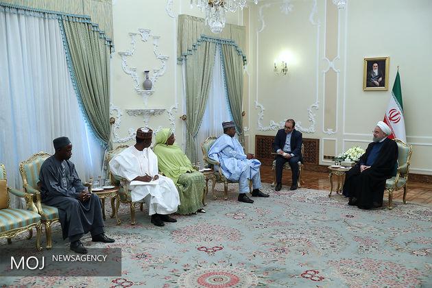 باید از ظرفیتهای موجود ایران و نیجریه در راستای توسعه روابط استفاده کنیم