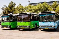 خدمات ویژه شرکت واحد اتوبوسرانی تهران در روز طبیعت