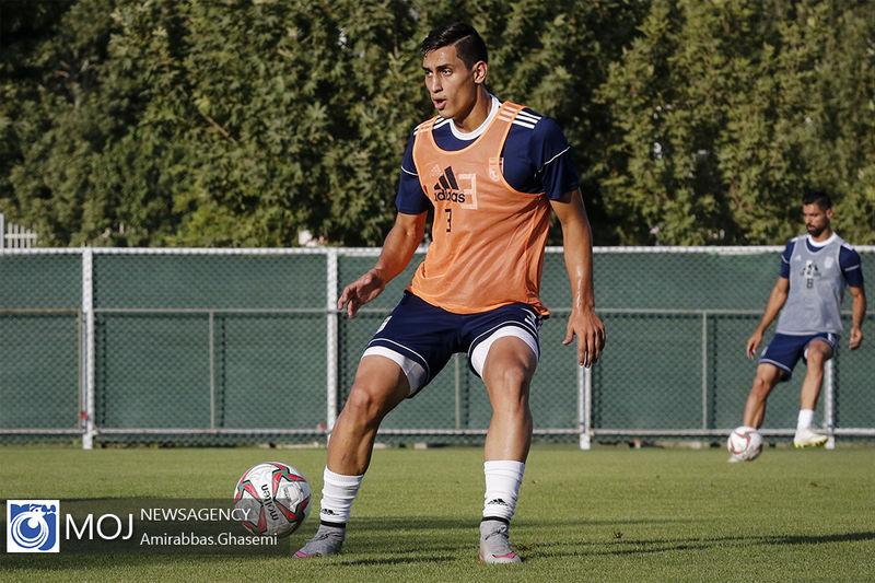 محمد نادری در باشگاه پرسپولیس ماندنی شد