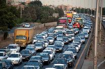 ترافیک راههای مازندران سنگین و نیمه سنگین است