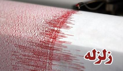 وقوع زلزله در استان کرمانشاه